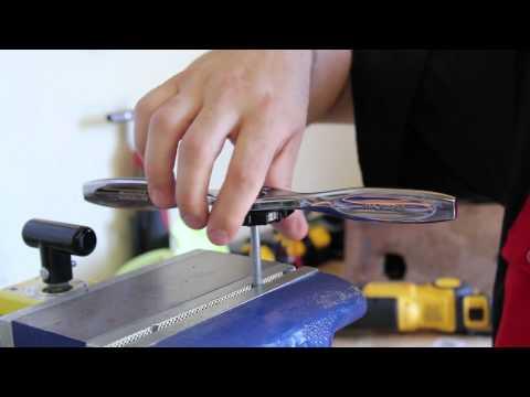 IRWIN Hanson Performance Threading System Tap and Die Set