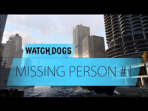 Watch_Dogs: Chicago Lighthouse MISSING PERSON (#1) (PS3 Gameplay) - 05/31/2014