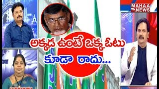 TDP Leaders Is Coming To Our Party With The Fear Of Losing |YCP Nagarjuna | #PrimeTimeMahaa