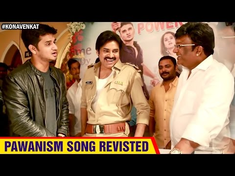 Pawanism Song Revisited | Thank You Power Star | Sankarabharanam Team Tribute