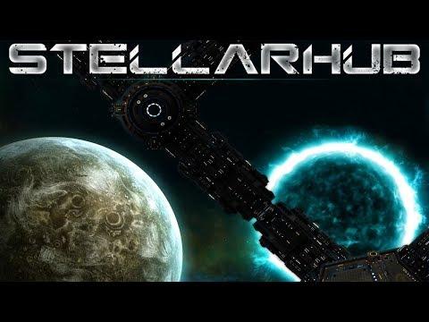 Прохождение StellarHub -  ПИРАТЫ - ГОПНИКИ!
