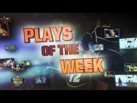 Rugby HQ Plays of the Week Rd.13 | Super Rugby Video Highlights
