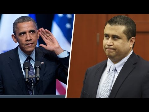 George Zimmerman Whines He Was Victim, Blames Obama