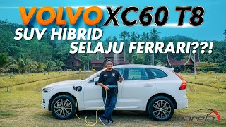 Volvo XC60 T8 Twin Engine - SUV Hybrid selaju Ferarri?   Review