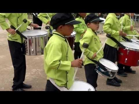 festival  de bandas Escuela de Guadalupe de Tarrazu   2013