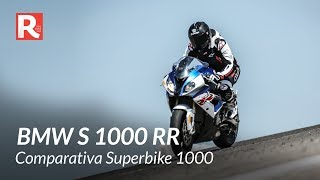 BMW S 1000 RR 2018 - Prova in pista - Comparativa Superbike 2018