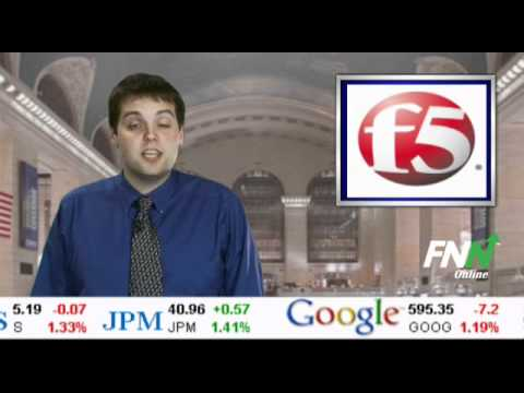 F5 Networks Tops Q3 EPS Estimates, Revenue up 4.7%