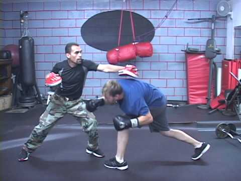 Advanced Boxing Fundamentals, Five Hit Knock Out Combination Part 1 - Bigger Boxer Image 1