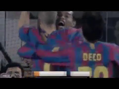 Tribute to Henrik Larsson (FCB)