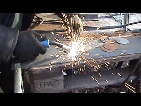 Сварка тонкого металла ПДГ220ИЕ