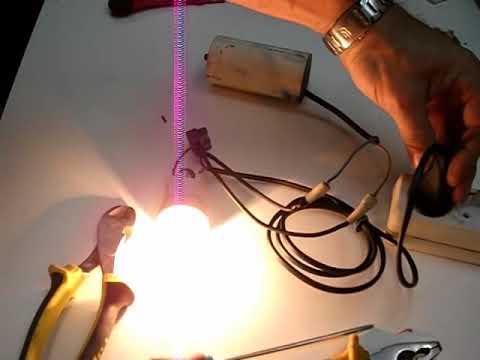 Cómo comprobar condensadores, capacitores eléctricos.