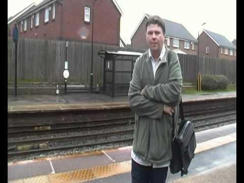 In this episode, Sim0nTrains visit Langley Green to find out if they had a Jobsworth at the station, teh reason for this trip becuase of what i heard that 44...