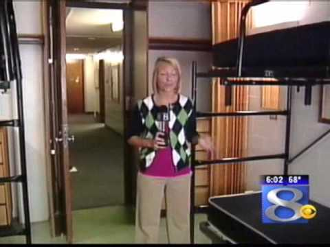 La Crosse News >> Crowded Dorm Rooms at UW La Crosse - YouTube