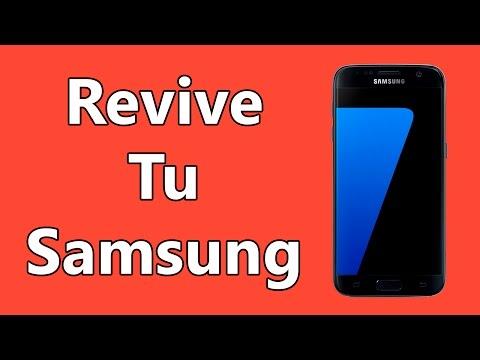 Revivir y Reparar Móvil Samsung   TODOS LOS MODELOS   METODO OFICIAL