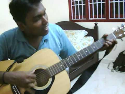 Kannalane(Kehna hi kya) guitar cover by Yuvaraj
