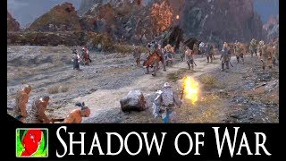 Shadow of War - Warchief Vs Warchief Pitched Battles #1