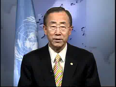 United Nations Secretary-General Ban Ki-moon's speech on the importance of Archives