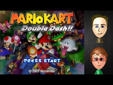 Mario Kart Double Dash All Cup Tour! (With Troy and Matt)