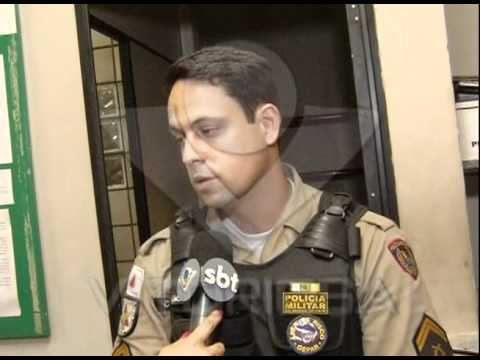 Acusado de assalto é preso no Planalto