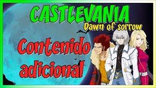 Contenido adicional de Castlevania Dawn of Sorrow - Kuariel Channel