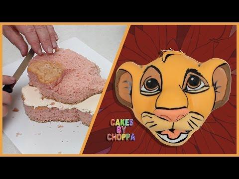 Simba Cake | Disneys The Lion King (How To)