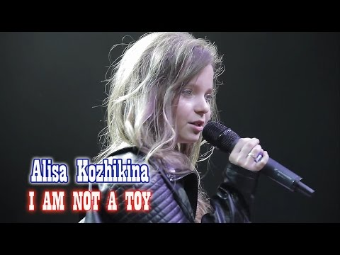 Alisa Kozhikina — I Am Not A Toy (Solo Concert)