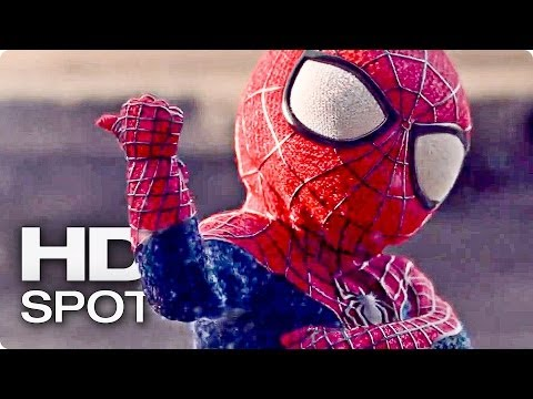 THE AMAZING SPIDER-MAN 3: Evian Baby & me 2   2014 Official Spot [HD]