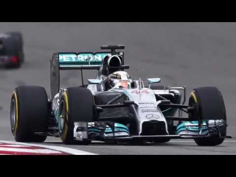 Lewis Hamilton's Top 5 F1 stats  - Chinese Grand Prix