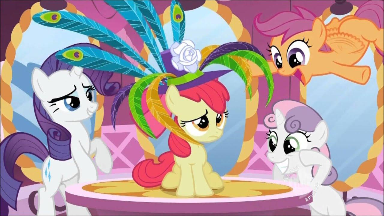My little pony scootaloo flying