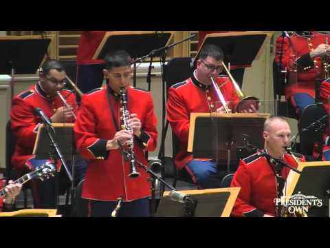 "The Nutcracker Suite: 6. Volga Vounty (Russian Dance) - ""The President's Own"" U.S. Marine Big Band"