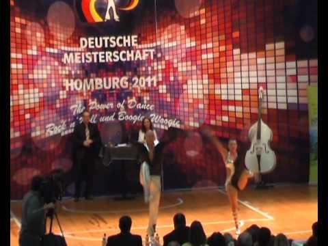 Katharina Bürger & Mario Bludau - Deutsche Meisterschaft 2011