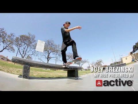 My Ride: Joey Brezinski