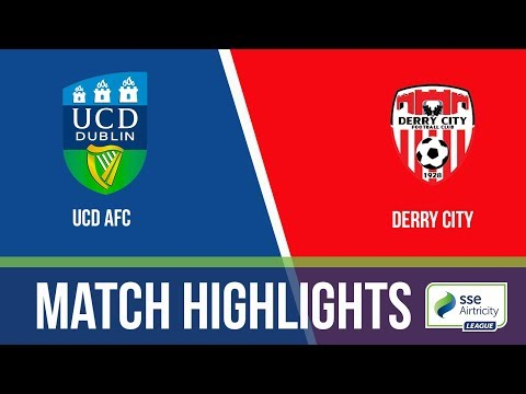 GW28: UCD 1-3 Derry City