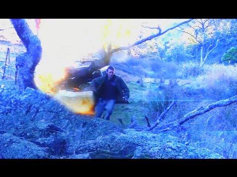 Sci-fi Beer Ad –{RuN}–  Short film HD