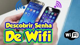 Como Descobrir Senha Wifi - 2017 (NOVO)