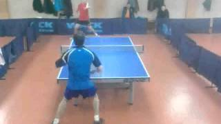 My Side Of Table Tennis
