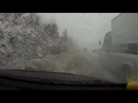 Подборка видео аварий 2012 #1