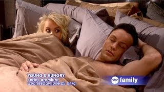 Emily Osment YOUNG & HUNGRY Official Trailer |NEW TV SHOW 2014| HD