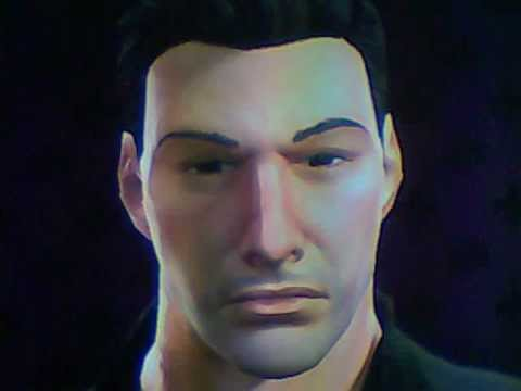 Keanu Reeves - Saints Row the third - marcusgarlick
