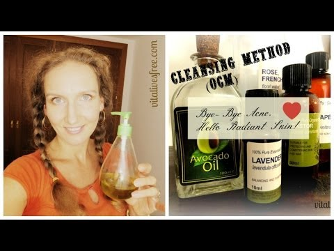 Oil Cleansing Method (OCM) 101 - Bye-Bye Acne, Hello Radiant Skin!