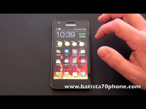 Video Pagella Samsung Galaxy S2 by batista70phone.wmv