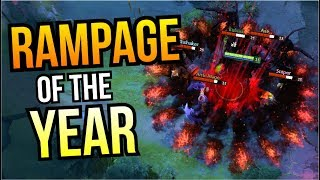 Rampage of the Year - 2017 | Dota 2