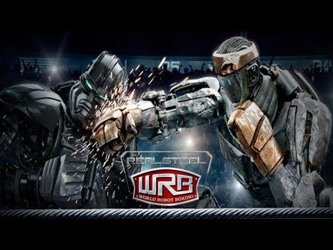 Real Steel World Robot Boxing - Universal - HD (Sneak Peek) Gameplay Trailer