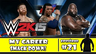 WWE 2K15 (PS4) - My Career: Smack Down! - #21
