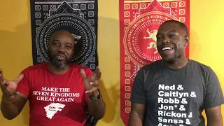 Dem Thrones: A Real Negus Too Trill Review Of Game Of Thrones S8 Ep1