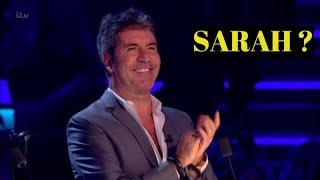 Sarah Geronimo auditions on Britain's Got Talent l FANMADE VIDEO