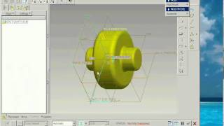 15. ProE Mold Design Sample File