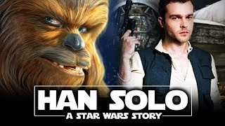 New HAN SOLO MOVIE TEASER!  Trailer Spotted! (Han Solo: Star Wars Movie News)   Star Wars HQ