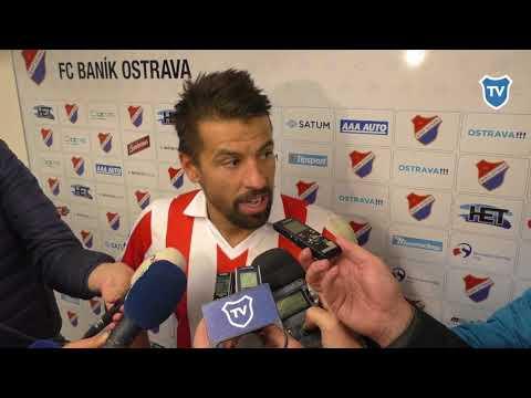 HET liga: Milan Baroš hodnotí utkání s Plzní (0:0)