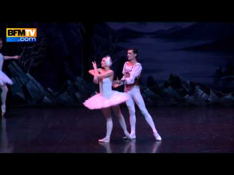 Saint-Petersbourg ballet thtre arrive en France
